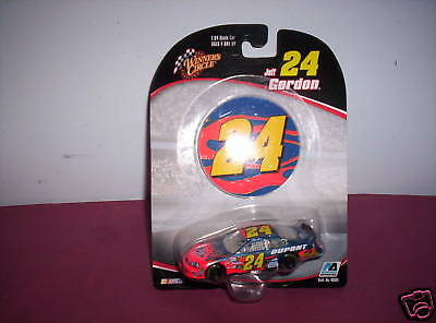 WINNERS CIRCLE 2006 Jeff Gordon 164 Scale Car Hood Magnet NASCAR
