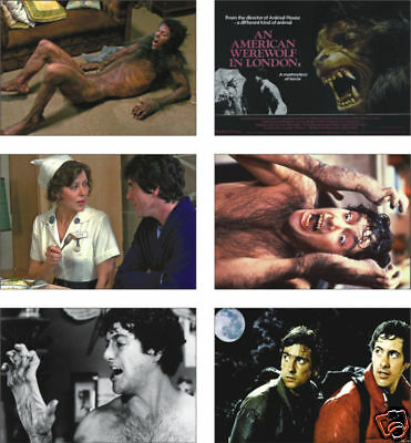 An American Werewolf in London POSTCARD Set