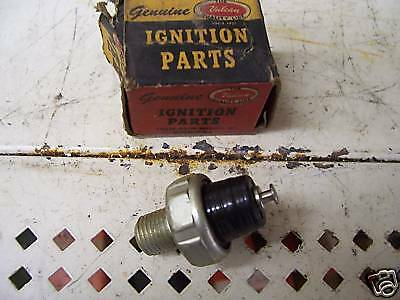 1963 BUICK SPECIAL V-6 ENGINE  OIL PRESSURE SWITCH