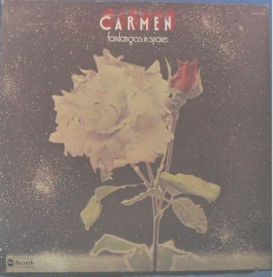 Carmen, Fandangos In Space - Lp