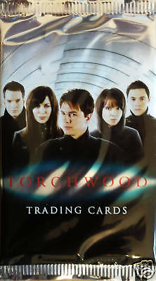 Torchwood Trading Card Booster Pack