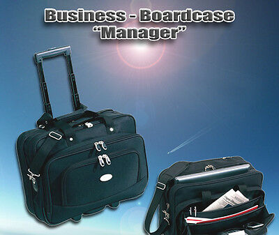 Board case Manager Koffer Notebook Trolly Trolley C702