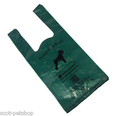 Scot-Petshop 700 Exo Biodegradable Dog Poop Bags Eco Friendly Dog Poo Waste Bag