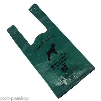 Scot-Petshop Biodegradable Dog Poop Bags x 750 Eco Friendly Dog Poo Waste Bags