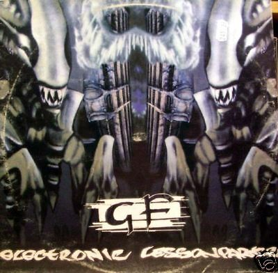 G-FORCE - electronic lesson part II LP
