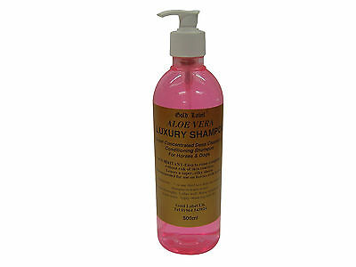 Gold Label Canine Aloe Vera Luxury Shampoo - 500ml - deep cleansing - For dogs