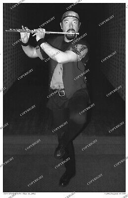 Ian Anderson JETHRO TULL RARE 19x13 CANDID PHOTO Limited Edition FROM ORIG NEG