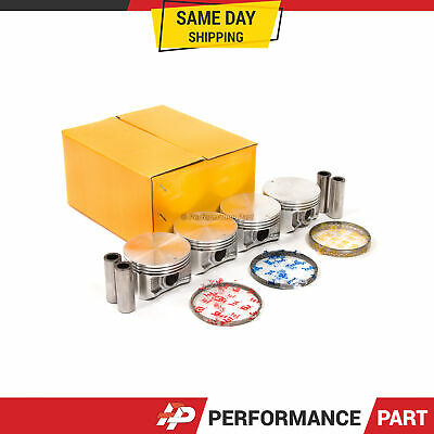 99-03 Mitsubishi Galant 2.4L 4G64 Pistons with Rings