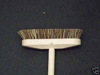 Deck Scrubber Scrubbing Brush Patio Decking 1 x 9''
