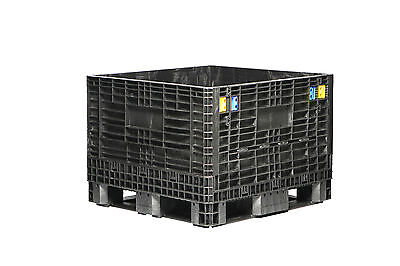 NEW 48x45x34 Bulk Collapsible Container- IN STOCK