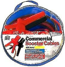 600 Amp Booster leads car jump start cables 3M lead  HEAVY DUTY battery 12V