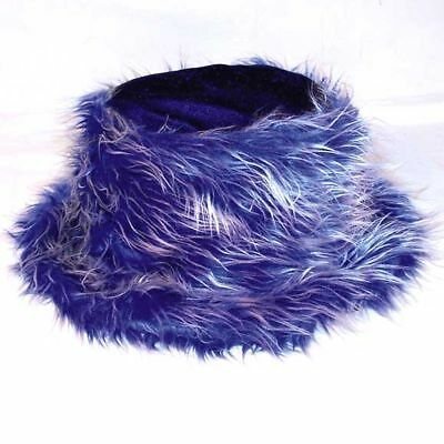 4 FUZZY HATS novelties crazy novelty carnival hat gift