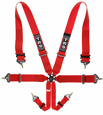 TRS 6 Point Magnum Harness Motorsport Rally Car Track Racing FIA