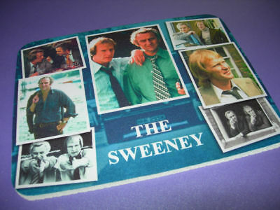 The Sweeney John Thaw Great New Mousemat