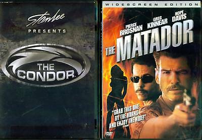Stan Lee Presents - The Condor & The Matador - 2  DVDs