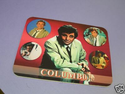 Columbo Peter Falk Fantastic Mouse mat