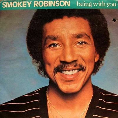 Smokey Robinson - being with you / what's in your...45""