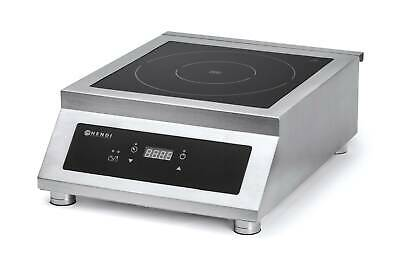 Hendi Gastro Digital Induktionsherd induction cooker 5000 Watt 5 kw XL NEU