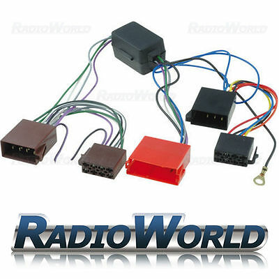 Audi A2 A3 A4 A6 A8 TT Amplified adapters, terminals & wiring, gps, audio & in car technology pc9-401 wiring diagram at fashall.co