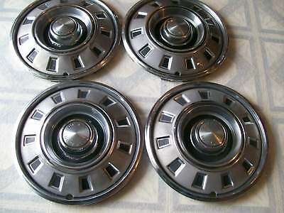 """1968-69 DODGE CHARGER   HUBCAPS / 14"""" / SET OF FOUR"""