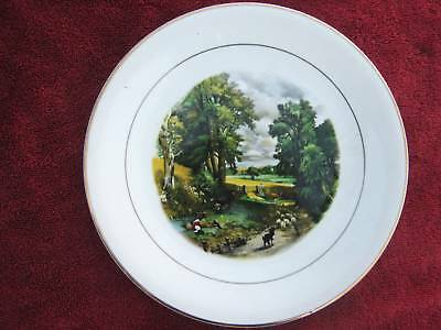 Decorative English  Plate  Barratts Of  Staffordshire