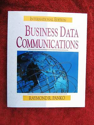 Business  Data  Communications   International  Edition