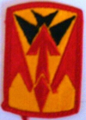 RARE US Army DRESS 35th ADA Brigade Military Patch