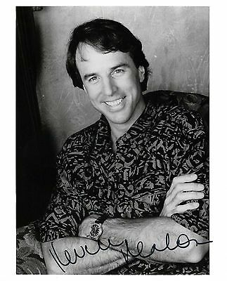 Kevin Nealon signed early 8x10 publicity photo / autograph