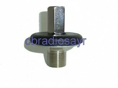 3/8 Flat Surface Mount for CB Radio Antenna Aerials