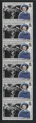 Falkland Is 1999 MAJOR DISCOVERY SG843 MNH