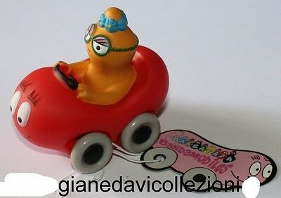 PLASTOY BARBAPAPA 80602 BARBIDUR VOITURE E BARBOTINE