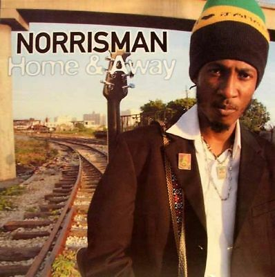 Norrisman-home & away LP