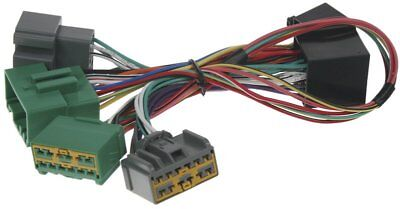 Volvo V40 V70 S80 Parrot Bluetooth Iso T-Harness Wiring Mute Lead Loom Sot-073
