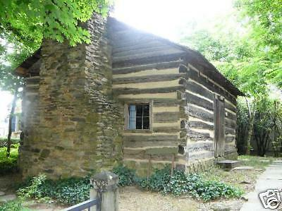 How to Build a Log Cabin Cottage or Shacks ebooks on CD