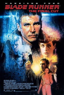 Poster BLADE RUNNER - Limited Edition Certificato