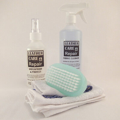 Fabric Cleaner & Stain Guard - Clean & Protect Fabric & Cloth