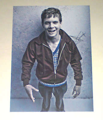 "Skins : Cook Pp Signed Poster 12""x8"" Jack O'connell New"