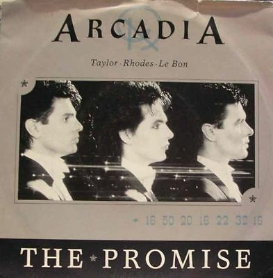 Arcadia - the promise/rose arcana 45""