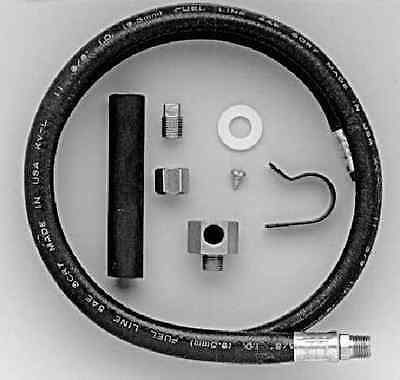 Jabsco 18080-0000 Permanent Oil Drain Hose Kit 3178