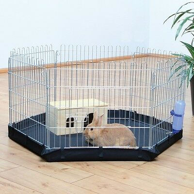 NEW Just The Base For Small Animal Galvanised Playpen
