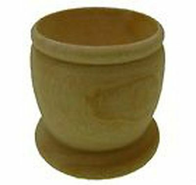 """Olive wood Communion Cups cup  $0.99  Set Of Two 1.2"""""""