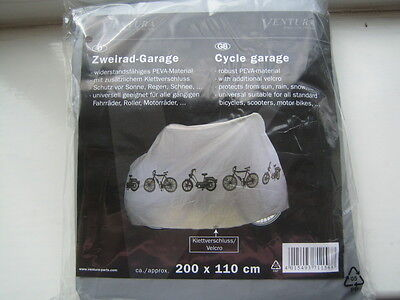 Quality bike / cycle cover 100% waterproof protected