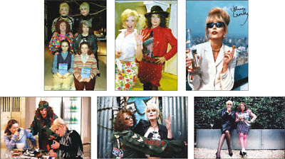 Absolutely Fabulous AbFab New POSTCARD Set