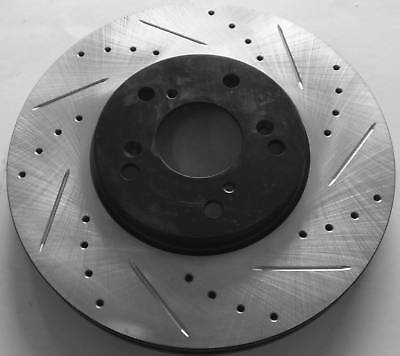 ACURA TL DS Brake Rotors Ceramic Pads Front - Acura tl brembo calipers