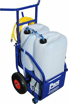Pure Freedom 50L Water Fed Pole Window Cleaning Trolley