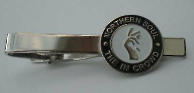 Northern Soul Mod 'The In Crowd' Quality Enamel Tie-pin