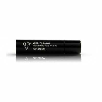 10ml Crystal Clear Roll Away Rollaway Years Eye Serum Instant Wake Up Lifts