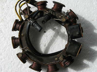 Stator Johnson 150/175/200/225 Cv 2 Temps V6 Occasion