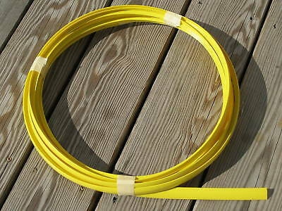 "20 Ft 3/4"" Yellow Brand New T Molding Megatouch Merit"