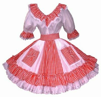 Suzi's Ruffles: Summer Country: For Order